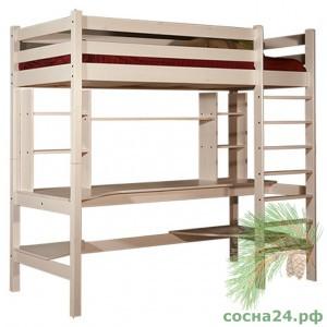 Кровать В-яр со столом №3 (1)