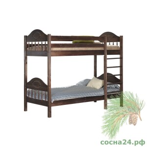 Кровать 2-ярусная F2