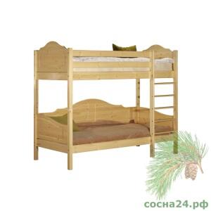Кровать 2-яр К3