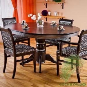 Руслан Р5 со стульями